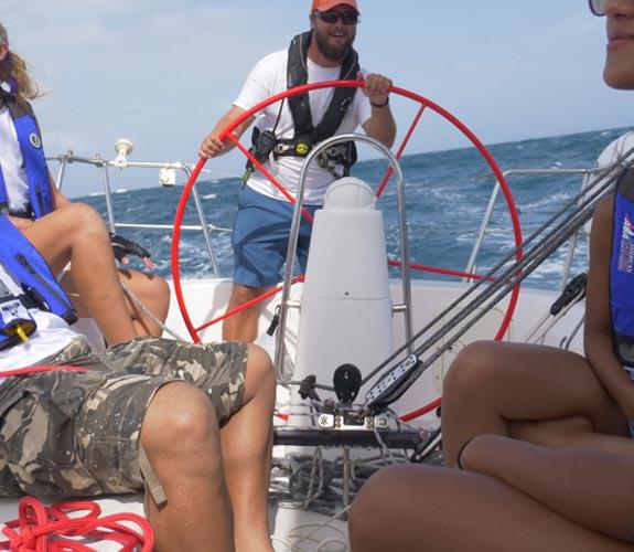 Catamaran Sailing School