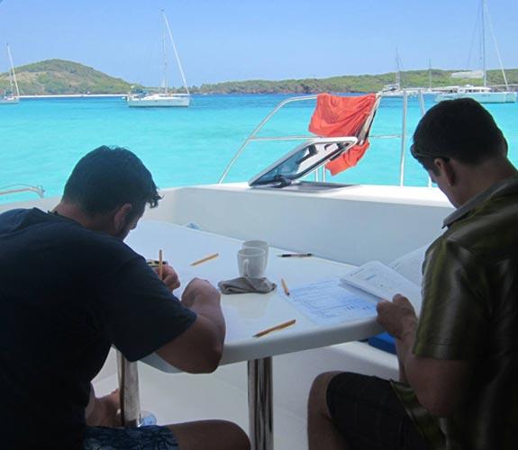 ASA Sailing Courses